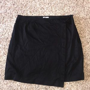SUPER stretchy Black skirt Old Navy size 18